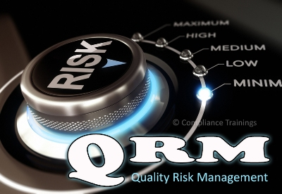 Critical Elements of Quality Risk Management Relating to FDA Compliance Danielle Delucy Compliance Trainings