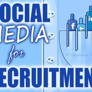 Getting Started With Social Recruiting Tips Facebook Twitter LinkedIn Mary Gormandy White Compliance Trainings
