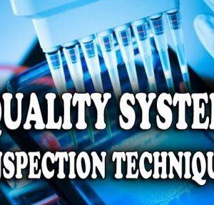 Quality System Inspection Technique QSIT Jeff Kasoff Compliance Trainings